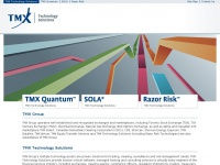 TMX Technology Solutions - Home