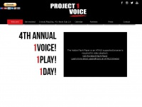 project1voice.org