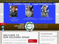 oursoldiersspeak.org