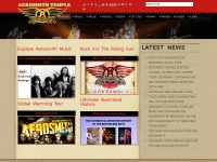 A Place For Aerosmith Fans | History, Tour Dates, Discography, Merchandise, Videos, Lastest News, and Lyrics - Aerosmith Temple
