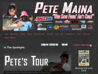 Muskie Expert and Professional Angler - Pete Maina | Home