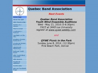 quebecbandassociation.com