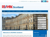 Remax Scotland - Scottish Estate Agents - Homes for Sale and Rent across Scotland