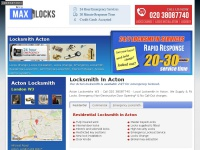 Securelocksmithacton.co.uk