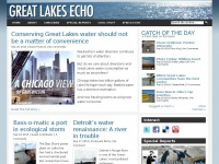 greatlakesecho.org Thumbnail
