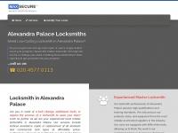 Securelocksmithalexandrapalace.co.uk