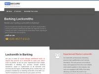 Securelocksmithbarking.co.uk