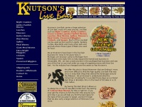 knutsonlivebait.com