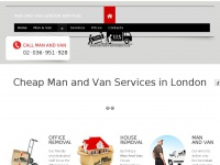 man-and-a-van-london.co.uk Thumbnail