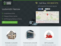 davieslocksmithharrow.co.uk