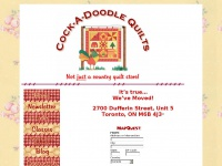cockadoodlequilts.com