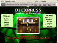 Dj Express - Wedding Dj Services, Special Event Lighting, Wedding Reception Coordination / Hosting / Dj