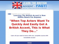 Britishaccent.co.uk