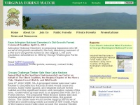 virginiaforestwatch.org Thumbnail