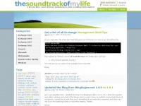 Thesoundtrackofmylife.at