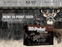 Kent Cartridge | Hunting & Training Ammo Products