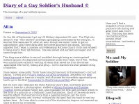 gaysoldiershusband.wordpress.com