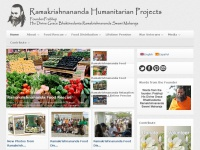 ramakrishnanandahumanitarianprojects.com
