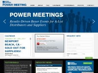 pmpowermeetings.com