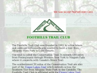 foothillstrailclub.org