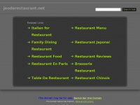 jeuderestaurant.net