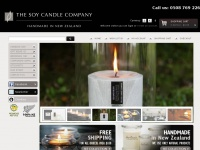 Thesoycandlecompany.co.nz