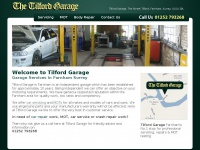 tilfordgarage.co.uk