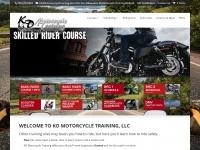 Kdmotorcycletraining.com