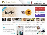 carpetcleaningswisscottage.co.uk Thumbnail