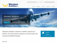 wauben-aviation.nl Thumbnail