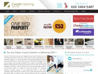 carpetcleaning-battersea.co.uk Thumbnail