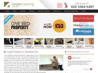 carpetcleaning-brockley.co.uk Thumbnail