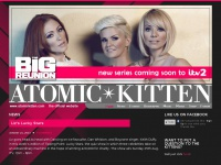 The Official Atomic Kitten Website | Natasha Hamilton, Liz McClarnon, Kerry Katona