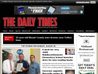 thedailytimes.com Thumbnail