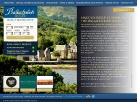 The Ballachulish Hotel | Accommodation in Glencoe near Fort William.