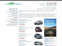 carrentalturkey.net