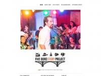 fiveborostoryproject.org Thumbnail