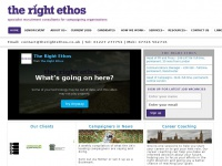 Therightethos.co.uk