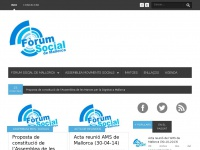 Forumsocialdemallorca.org