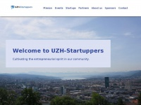 uzh-startuppers.ch Thumbnail