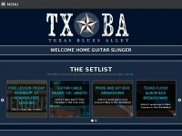 texasbluesalley.com