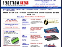 bergstromskegs.com