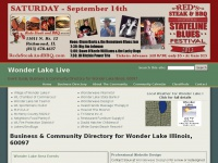 Business & Community Directory for Wonder Lake Illinois, 60097 | Wonder Lake Live