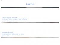 TheDPost.com - TheDPost.com - Morgantown Area News, WVU News & WVU Sports