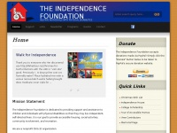 Theindependencefoundation.org