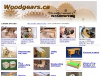 Woodgears.ca - Woodworking for engineers