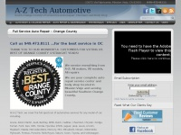 A-ztechautomotive.com