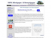 100remortgages.co.uk Thumbnail