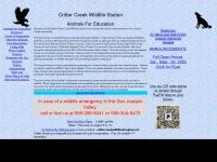crittercreek.org
