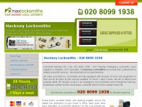 Hackneymaxlocksmith.co.uk